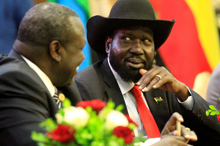 South Sudan's Machar, wife, three ministers recover from COVID-19