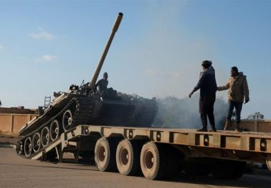 Libyan fighters seize U.S. and Chinese missiles from Haftar's forces