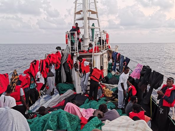 Over 90 illegal immigrants rescued off Libyan coast: IOM