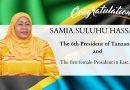 Tanzania's Outspoken President Samia Hassan Suluhu